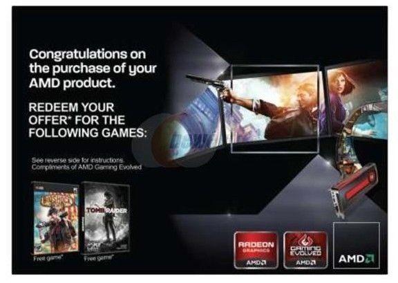 Brand New AMD coupon: Bioshock Infinite + Tomb Raider Full Game Steam Voucher  http://searchpromocodes.club/brand-new-amd-coupon-bioshock-infinite-tomb-raider-full-game-steam-voucher/