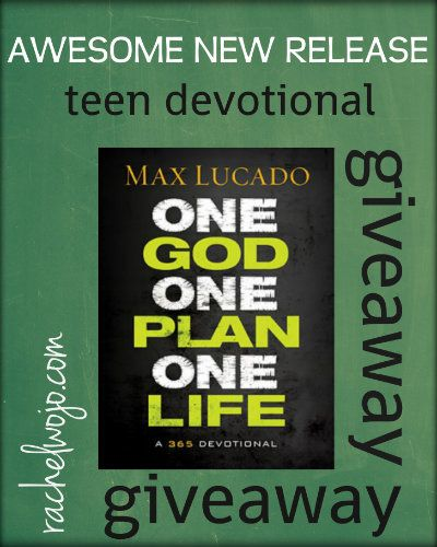 One of the questions I receive so frequently- Do you know of a great teen devotional? THIS is the one!