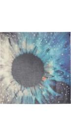 Athena ProcopiouCosmic Eye cashmere-blend scarf: Fashion Scarves, Cashmere Blend Scarf, Eye Cashmere Blend, Athena Procopiou, Procopiou Cosmic, Print Clothes, Scarves Ii