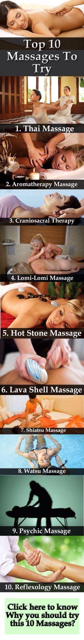 """Bardzo fajne uszeregowanie rodzajów masażu od """"najlepszego"""" po """"najmniej"""" stosowany. Naszym zdaniem masaż tajski jest jednym z najlepszych. Można go z powodzeniem łączyć z masażami klasycznymi w różnej formie."""