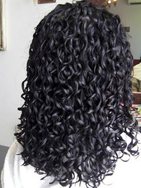 Spiral Perms For Fine Hair