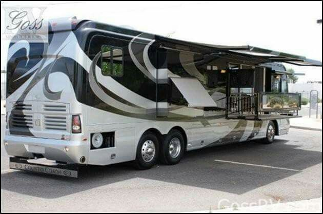17 best images about rv motor coaches on pinterest for Million dollar motor coaches