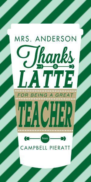 Thanks a Latte TEMPLATE: 122342 By Kari Pieratt 4 x 8 ...