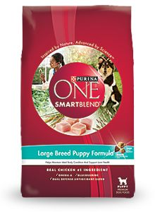 Purina ONE® SMARTBLEND® Large Breed Puppy Formula