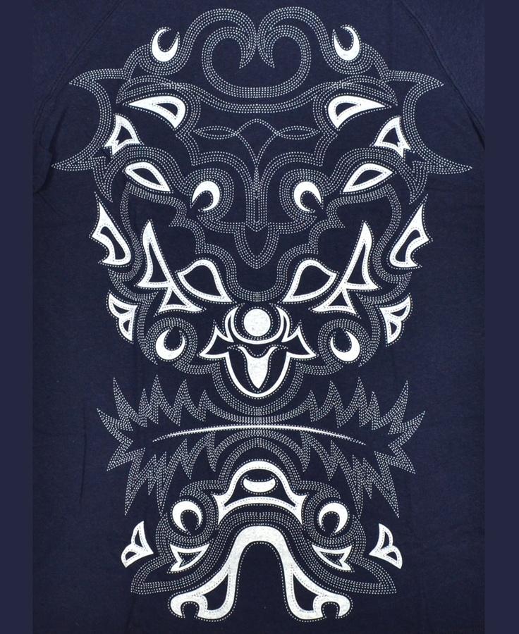 Tribal Print T-shirt