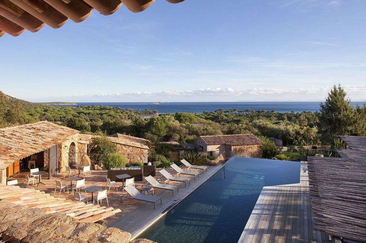 HOTEL PORTO VECCHIO | Les Bergeries de Palombaggia | Sud Corse