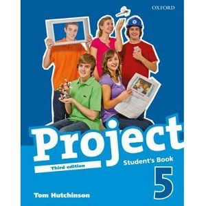 Project 5 Student's Book 3rd Edition