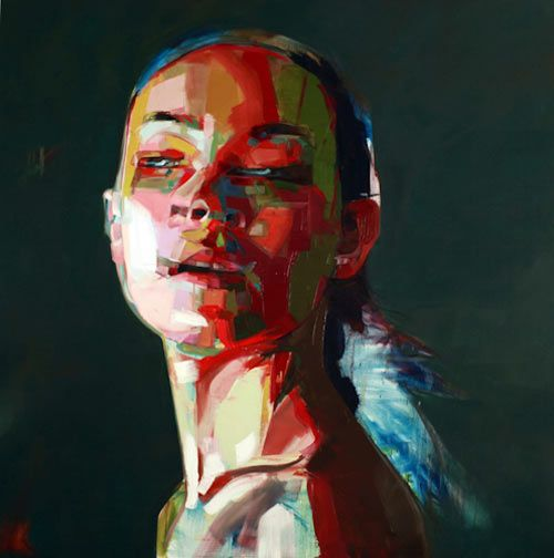 portrait by simon birch