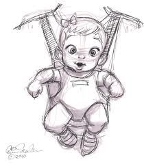 sketches - baby :)