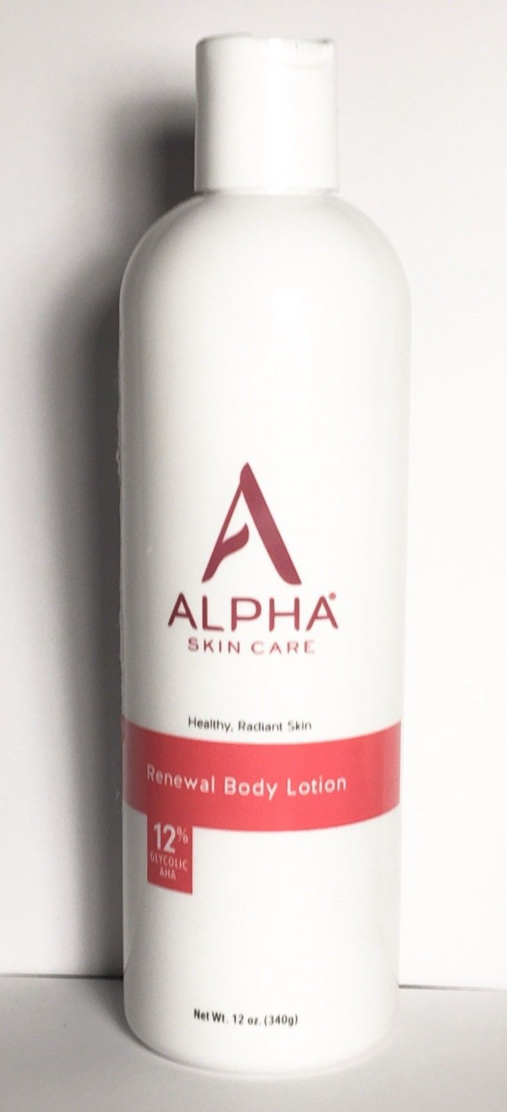 Alpha Skin Care Renewal Body Lotion 12 Glycolic Ahasupports Healthy Radiance Skin Care Body Lotion Lotion
