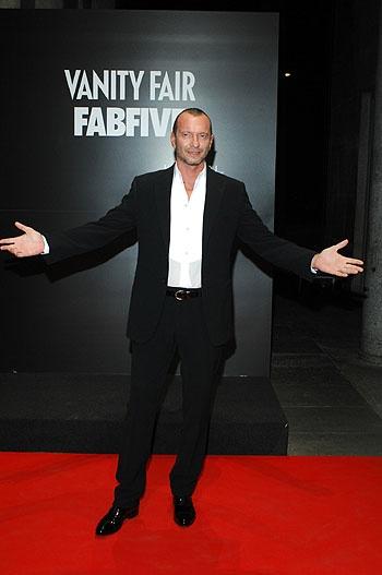 Biagio Antonacci.  FabFive Vanity Fair 2007