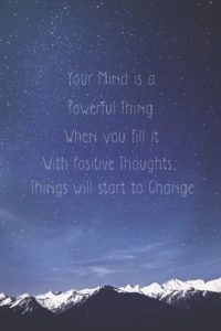 Optimism and Positivity Hints and Tips.