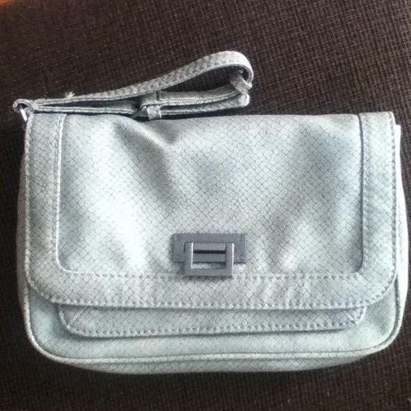 "Spotted while shopping on Poshmark: ""Clutch snakeskin""! #poshmark #fashion #shopping #style #GAP #Handbags"