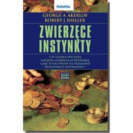 Zwierzęce instynkty - Biznes i Ekonomia - książki - nowe