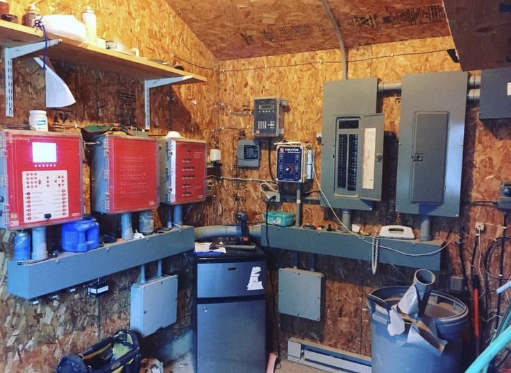 Who says Agriculture doesn't require knowledge and skill? Chicken houses have a level of sophistication that requires electricians with serious skills. Don't take Ag jobs for granted as being easy. Chicken Check-in - www.OneLessThing.net