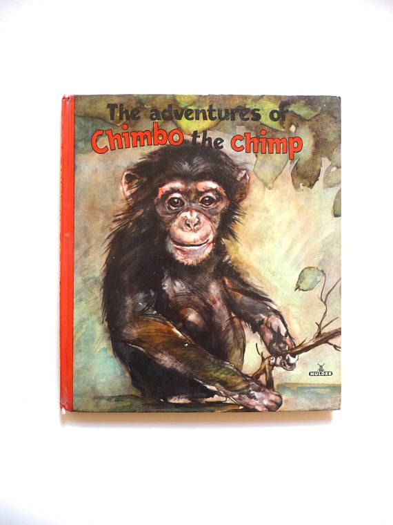 The Adventures of Chimbo The Chimp Told and Illustrated by