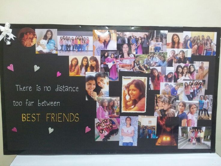 Picture Collage Board Gifts Pinterest Picture