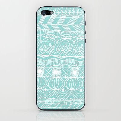 Beach Blanket Bingo iPhone & iPod Skin