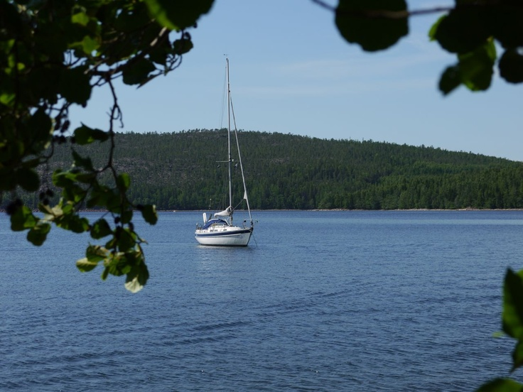 Summary of the sailing journey to High Coast and Stockholm