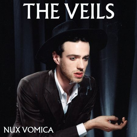 #music #rock #indie #band #the veils #finn andrews #nux vomica #album sleeve