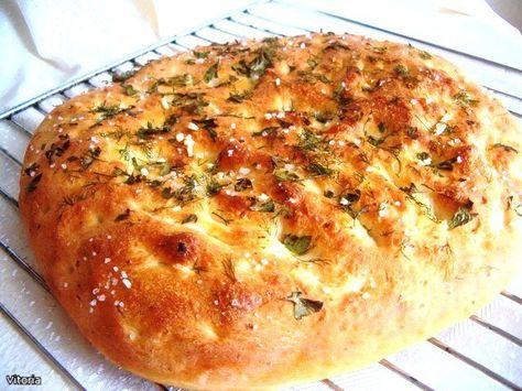 Сегодня на обед у нас была обалденно вкусная картофельная фокачча от Карины http://www.carina-forum.com/ . Рецепт автора: 500 г пшеничной муки 150 г картофельного пюре (2-3 шт.…