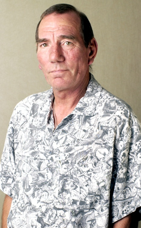 PETE POSTLETHWAITE passed away from cancer. He was 64.