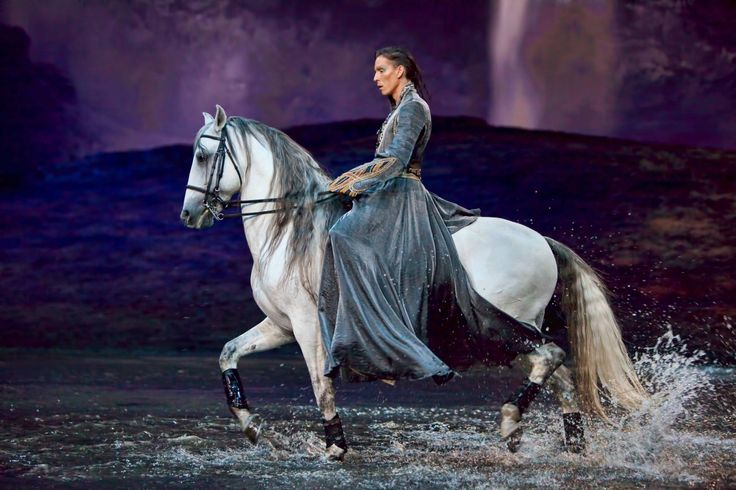 Cavalia Extravaganza Horse Shows & Performances Learn about #HorseHealth #HorseColic www.loveyour.horse