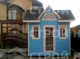 """Каталог - Садовые домики. Строительство под ключ недорого. Цены, фото. Компания Строй Нес Аб. - СД """"Ванесса"""" 2,0х3,0"""