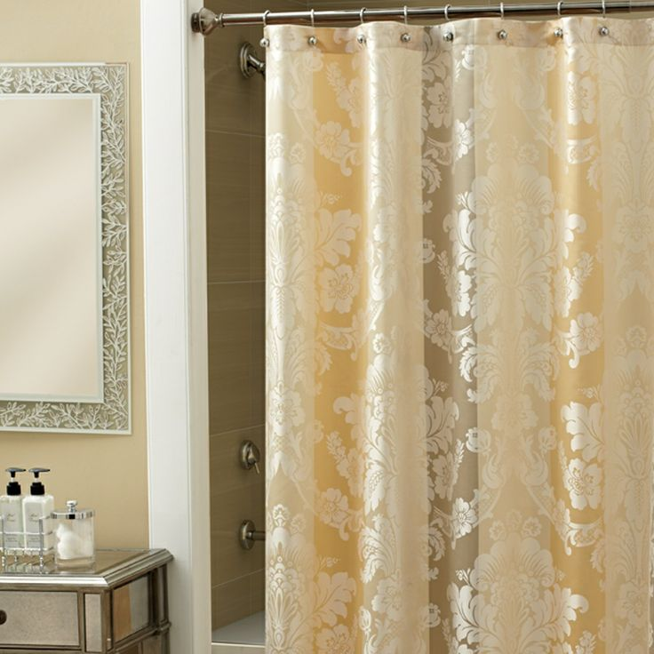 30 Best Images About Neutral Shower Curtains For Every