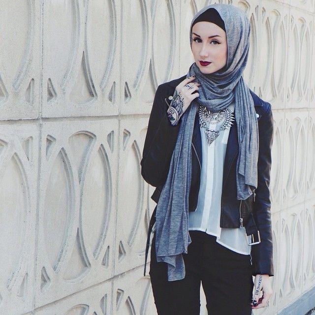 Kendyl Noor Aurora Kendylaurora Hijabi Pinterest Beautiful Hijab Hijabs And Hijab Niqab