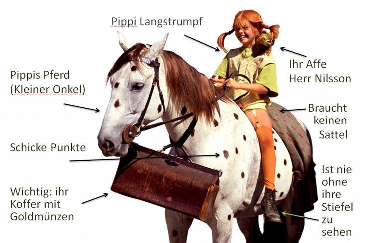 Pippi Langkous informatieve website  Pippi Langstrumpf