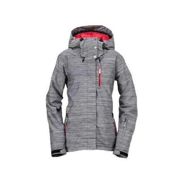 Women's Snowboard Jackets by Burton Snowboards, Volcom, Holden,... ❤ liked on Polyvore