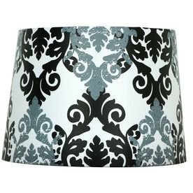 Delighful Black And White Lamp Enlarged Image Portfolio 11 X 13 9 With Ideas