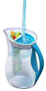 Cool Gear - infuse your water with fruit to give it a little kick!