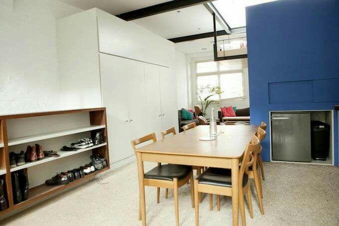 Decor. Apartment. London