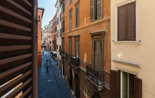 #ITALY #ROME #APARTMENT  - Apartment Francesca - apartment in a palazzo - dishwasher - TV - washing machine - 5 persons, 2 bedrooms