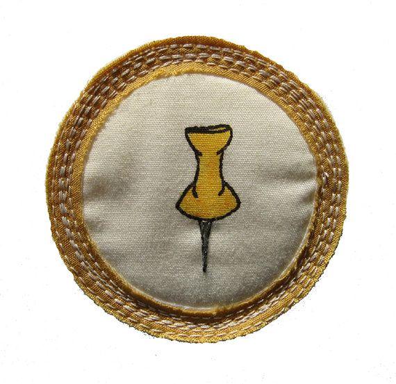 Erotic boyscout badge