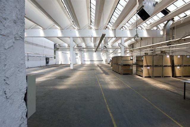Warehouse example