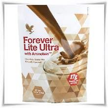 Forever Lite Ultra with Aminotein Vanilla - Chocolate | Forever Living Products. Shop Online from Retail eshop.  #Weightloss #ForeverLivingProducts #WeightManagement