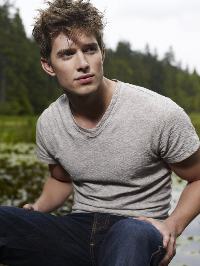 Drew Van Acker... ;) Loved him on tower prep love him on Pretty little liars...