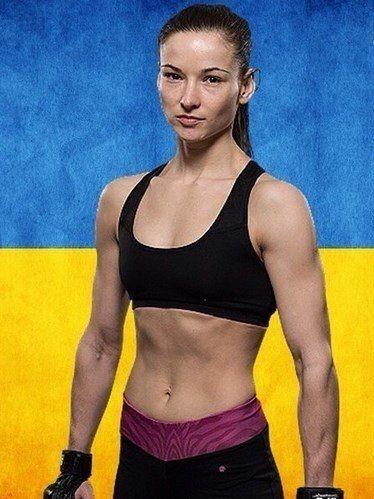 В польском Кракове 11 апреля состоялся турнир Абсолютного бойцовского чемпионата (UFC) Fight Night 64, в котором в наилегчайшей весовой категории (до 57 килограммов) дебютировала днепропетровчанка Мар...