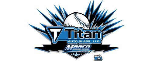 Titan Softball Logo