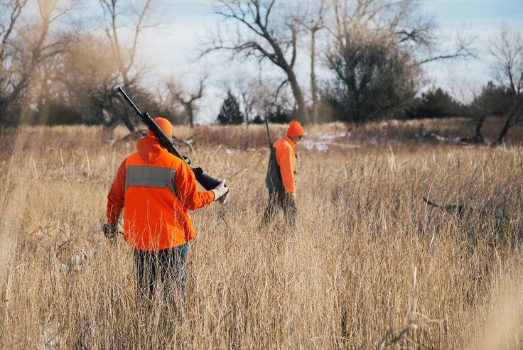Photo Essay: Solitude and Camaraderie on a South Dakota Pheasant Hunt #hunting #travel #adventure #gearpatrol