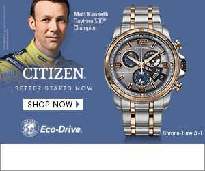 Citizen Eco Drive, perfect for Dad and Grad!