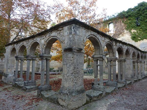 Cloître des Cordeliers - Saint-Emilion (Gironde)