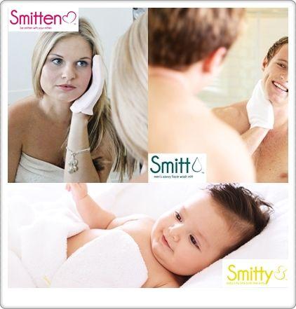 Smart Mittens - meet the whole family! Smittens, Smitt & Smitty.