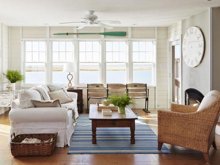 Delightful Beach Cottage Bedding Take A Peek At Our Brief Article For Many More Innovations Beachcottagebeddi In 2020 Coastal Living Room Coastal Living Rooms Home