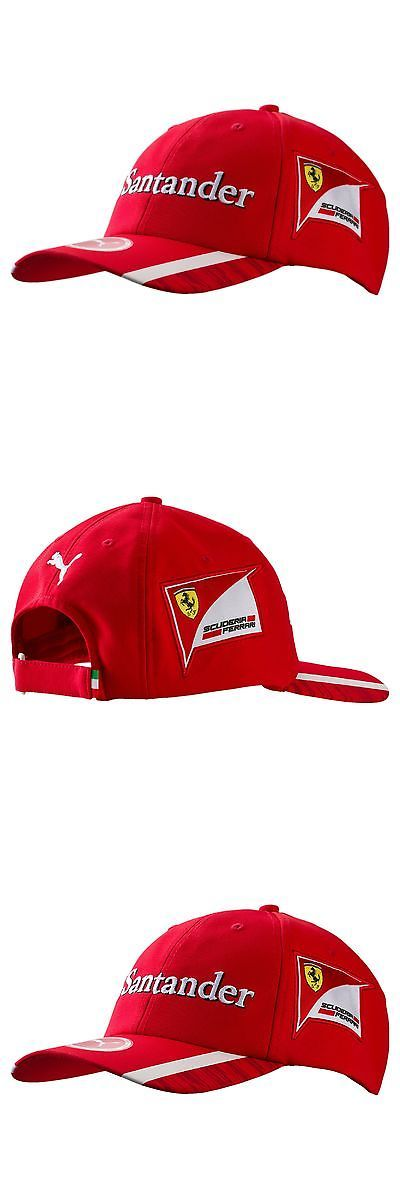 Racing-Other 2875: Ferrari Replica Team Hat -> BUY IT NOW ONLY: $30 on eBay!