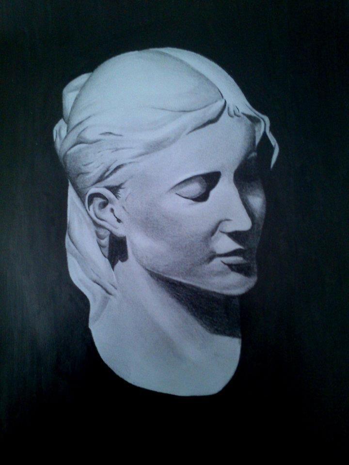 bust by vladena13.deviantart.com on @DeviantArt