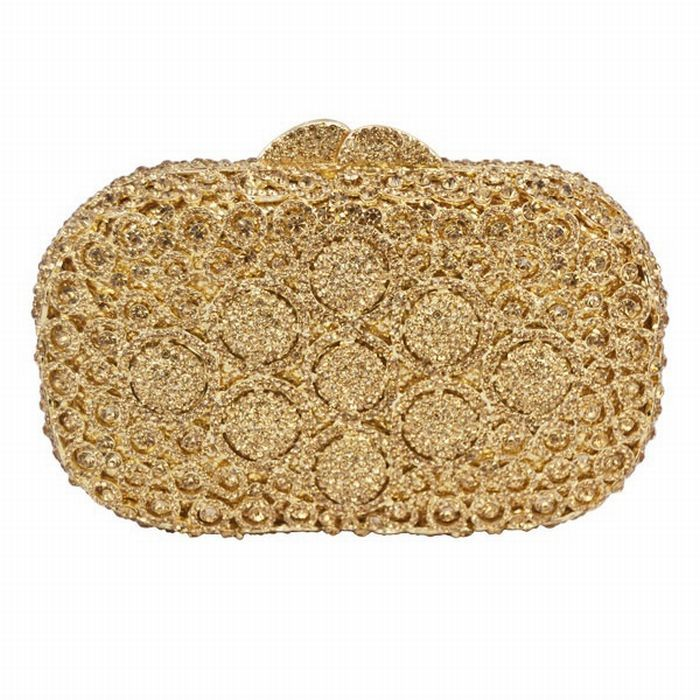 Luxury Evening Bags Women Crystal Evening Clutch Bags Circle Bling Diamante Bags Multicolor Wedding Party_4     https://www.lacekingdom.com/